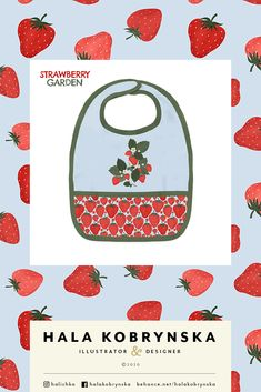 Summer pattern with strawberries isolated on light blue background. Strawberries illustration. Berries pattern. Hand drawn fruit pattern with strawberries. Perfect for postcard, textile, packaging  pink, barberry flowers, wild strawberries, hand drawn, beautiful, elegance, elegant, gardening, wild strawberry, romantic, blooming, botanical, blossom, vintage, flower, spring, repeat, ornament, fabric, textile, illustration, seamless, background, texture, jam, strawberry pattern, textile pattern