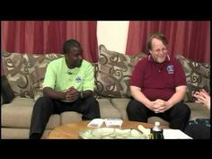 6/17/2014 KTSS Talks 1 - Robin Talks with Mario Valverdes, Meteorologist in Charge, and Bill Parker, Warning Coordination Meteorologist from the National Weather Service in Shreveport about Lightning Safety