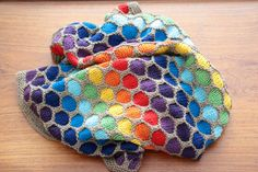 I tried knitting a narrow stretch of this. Easy work, but lots of curling edges. Easy Work, Stroller Blanket, Honeycomb, Ravelry, Coin Purse, Curling, Knitting, Nursery Ideas, Crochet