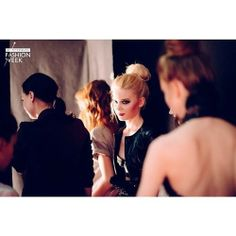 #SPbFW DAY 1 Backstage Léka (Нью-Йорк) spbfashionweek.ru #spbfw #backstage #leka #fashion #peterburg