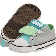 Converse kids chuck taylor all star double tongue ox infant toddler bca3f4bfc