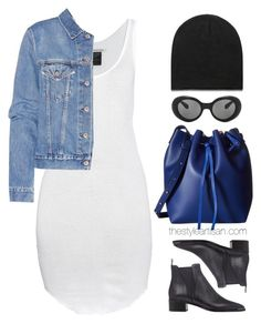 """""""Isabel Marant"""" by thestyleartisan ❤ liked on Polyvore featuring Étoile Isabel Marant, Acne Studios, Gabriella Rocha, WardrobeStaples and DenimStyle"""