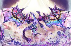 Yu-Gi-Oh! ARC V - Dark Requiem Xyz Dragon