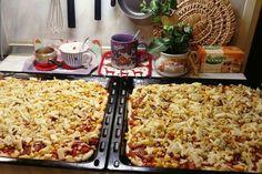 Pizza 🍕!
