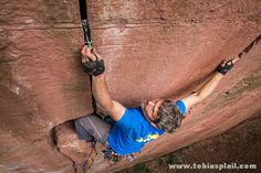 Tradclimbing in Heubach | Tobias Plail Photography