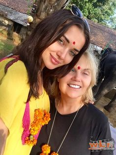 Actress Amy Jackson was recently at the elephant rehabilitation center in Kerala with her mom for two days.  Read more: http://www.washingtonbanglaradio.com/content/115037415-amy-jackson-celebrates-diwali-elephant-rehabilitation-center-kerala#ixzz3sRopikWz  Via Washington Bangla Radio®  Follow us: @tollywood_CCU on Twitter