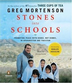 Stones into Schools: Promoting Peace Books, « Library User Group
