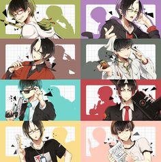 Anime Picture - Hoozuki no Reitetsu 3 Fan Anime, Anime Love, Gekkan Shoujo, Boy Face, Skullgirls, Manga Boy, Fujoshi, Anime Chibi, Online Art