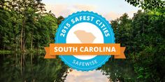Safest Cities South Carolina