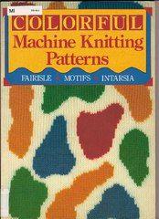 Машинное вязание - жаккард Машинное вязание - жаккард #1
