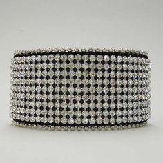 #BRNH91PLAIN  Full Bling Queen of Bracelets Exclusively from wholesalebyatlas.com in #Dallas  #Texas  #Unitedstates.