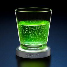 rogeriodemetrio.com: Star Trek Light & Sound Transporter Pad LED Coaste...