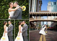 Downtown Orlando Wedding Garrett Frandsen Church Street 55W West