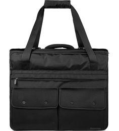 LEXDRAY Black London Garment Bag