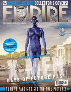 XMen days of Future Past EMPIRE 25th