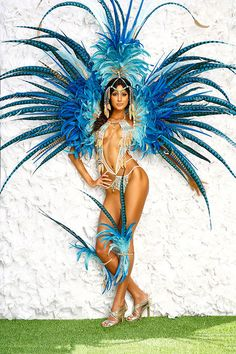 Trinidad Carnival Bliss 2016 Fontainebleau(shared via Carnival Info Mobile App get it here! http://carnivalinfo.com/mobile)