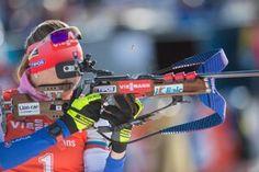 Pozrite si, ako Anastasia Kuzminová vyhrala stíhacie preteky v Oslo Oslo