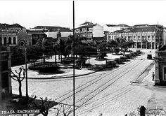 Praça Zacarias - 1937