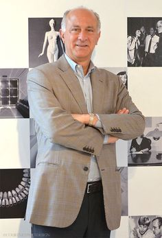 Design icon Ralph Pucci - see interview on www.CourtneyPrice.com