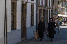 Nuns in Santiago de Compostela