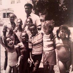 Ali & family