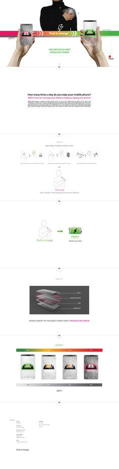 """내 @Behance 프로젝트 살펴보기: """"Rub to charge  Concept Mobile Phone_PIN UPP [2013]"""" https://www.behance.net/gallery/45878805/Rub-to-charge-Concept-Mobile-Phone_PIN-UPP-2013"""