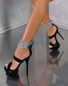 Beautiful stilettos.