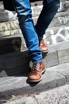 Classic boots.