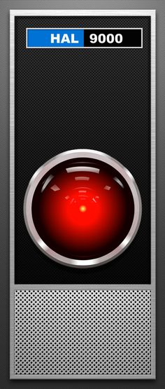 "In Stanley Kubrick's 1968 film epic ""2001: A Space Odyssey"" one of the main characters is the computer ""HAL 9000"". Today we encounter it at any door in the design of video-monitored intercom systems."
