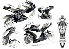 Moto Sketches « All The Sketches