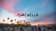For Safety Reasons, One of the largest music festivals, the Coachella Valley Music and Arts Festival, will be delayed over the coronavirus outbreak. Coachella Valley, Coachella Poster, Coachella Festival, Art Festival, Thea Queen, Carly Rae Jepsen, Rage Against The Machine, Music Festivals, Lana Del Rey