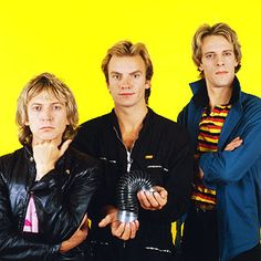 The Police (c. 1979)