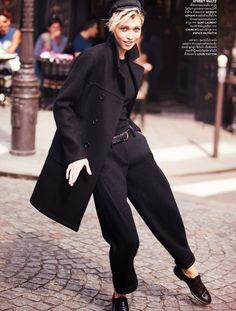 Hana Jirickova By David Bellemere For Vogue Thailand September 2014