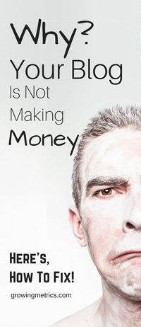 Your blog does not make money? your search ends here, this guide will help you understand why your blog is not making money | blogging money how to make