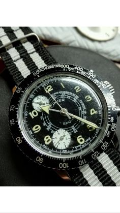 Cimier Watch Chronograph