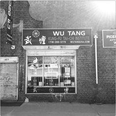 What? Huh? Wu Tang... Hangout, Yo.