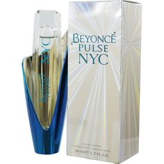 Beyonce Pulse Nyc 3.4 oz EDP Perfume by Beyonce for Women