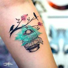30 Amazing Freedom Symbol Tattoo Ideas You Need On Your Body   EcstasyCoffee