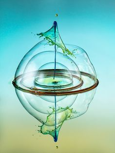 Stick in the bubbles by Markus Reugels, via 500px