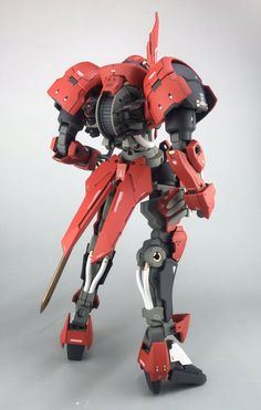 GUNDAM GUY: 1/100 Grimgerde Knight - Customized Build