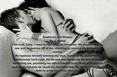 Shattered and Shaken