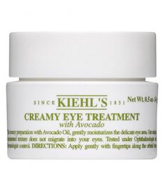 Creamy Eye Treatment with Avocado Augenpflege