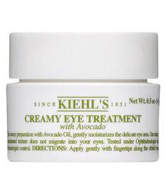 Creamy Eye Treatment with Avocado Augenpflege
