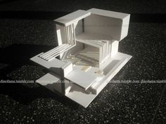Transitional Space Model 1 by dinofama on DeviantArt Architecture Images, Religious Architecture, Space Architecture, Transitional Living Rooms, Transitional Decor, Starry Night Prom, Living Spaces, Concept, Awesome