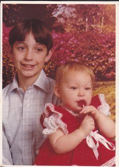 John Sheridan and Julie Sheridan Piatek-my children