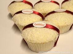 Cupcakes très Coco façon Ferrero Raffaelo®