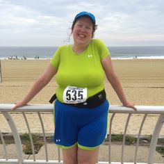Running Weight Loss Story