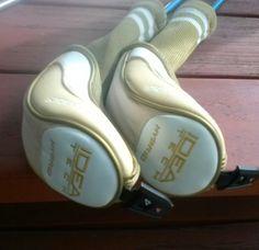 ADAMS Golf hybrids 3 & 4