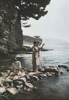French autochrome