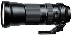 This is the new Tamron 150-500mm f/5-6.3 VC lens